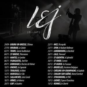 lej tour 2016