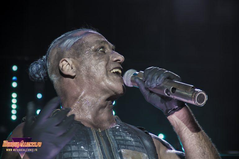 Rammstein aux Arènes de Nîmes