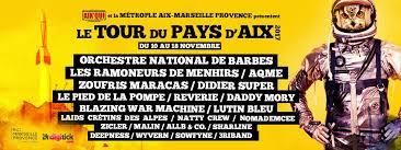 Tour du Pays d'Aix