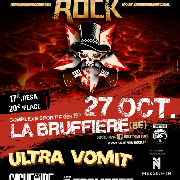 Bruit'fier rock