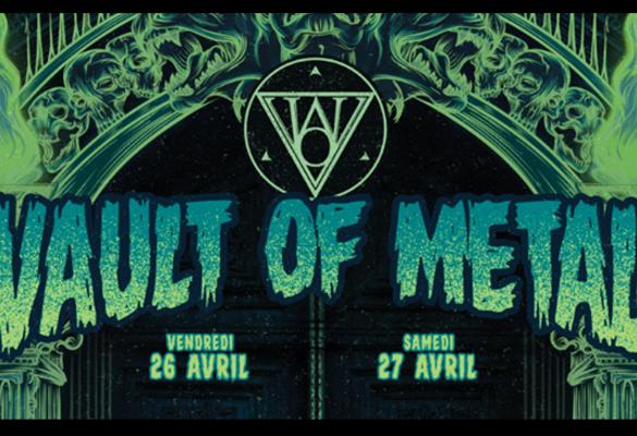VAULT of METAL