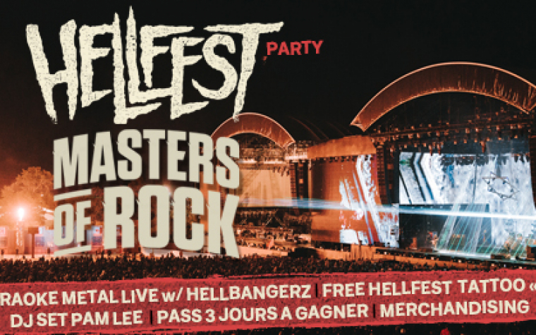 Hellfest Party