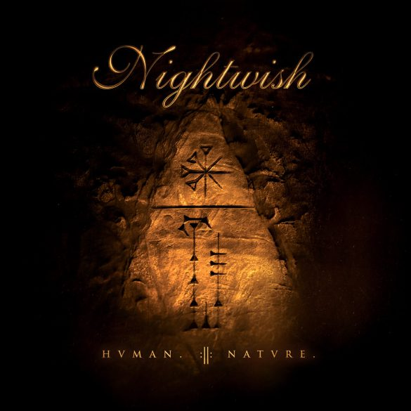 Cover nightwish human nature