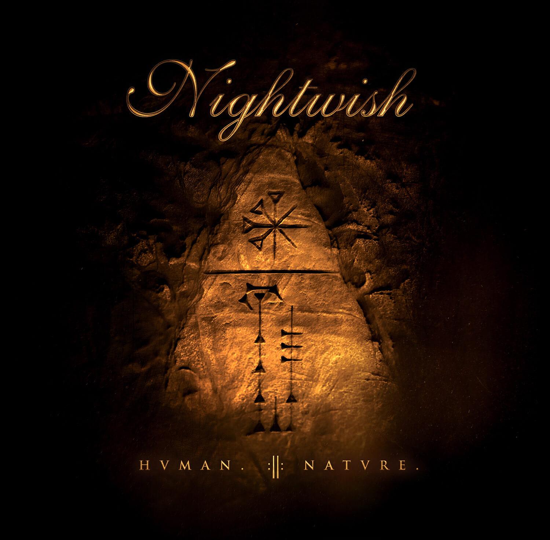 Cover nightwish human nature